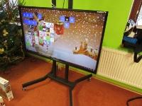 EdutabTV - interaktivní dotykové sestava pro školy, školky, firmy