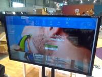 Interaktivní dotykové obrazovky na veletrhy, výstavy