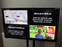 Veletrhy, výstavy, prezentační stánek