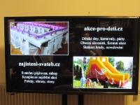 Prezentační panel na výstavy