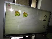 Dotykový panel s nerezovým rámem