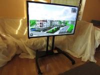 Prezentace bytových jednotek pro developera